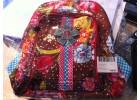 Rugzak  Flower Confetti Pip Studio Bruin