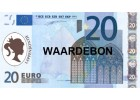 Waardebon 20€