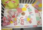 Set van 18 hartjes - multicolor